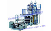 PP 2-Layer Coextrusion Rotary Die Extruder
