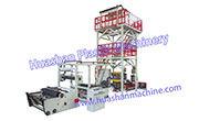 3-Layer ABA CO-Extrusion twin Die Blown Film Extruder-1